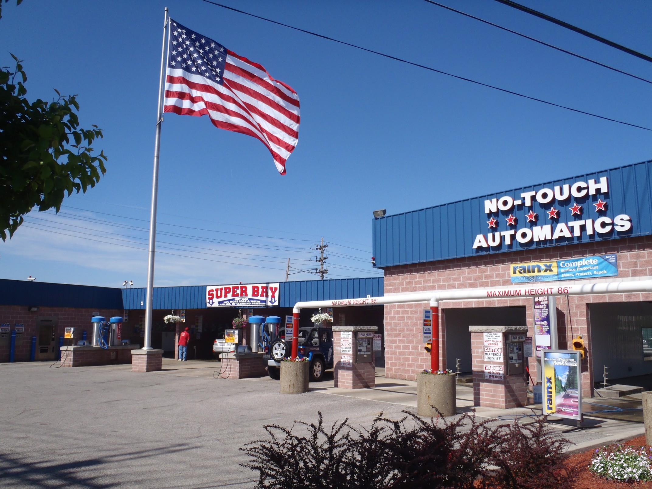 Auto Pride Car Wash: American Pride Car Wash